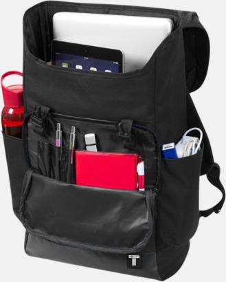 Datorryggsäckar från Tranzip med reklamtryck