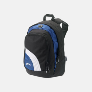 Sportiga ryggsäckar från Slazenger med reklamtryck