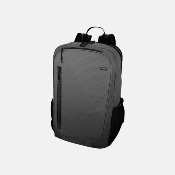 Lätta datorryggsäckar med reklamtryck