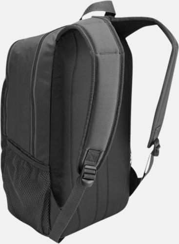 Stilrena laptopryggsäckar med reklamtryck
