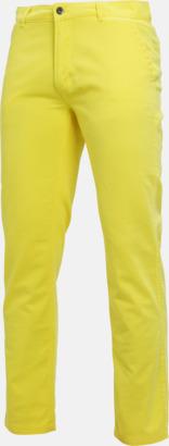 Lemon zest Herrbyxor i många färger med reklamtryck