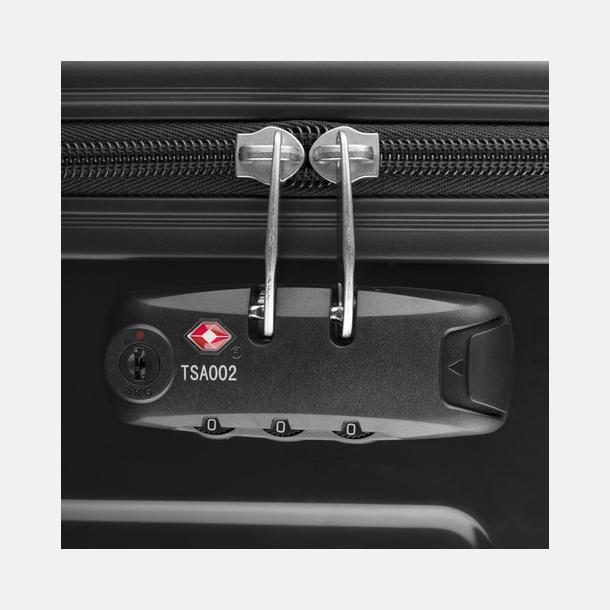 """24"""" kabinväska med 4 hjul - med reklamtryck"""