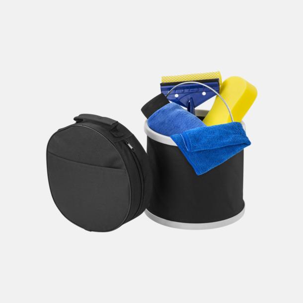 Biltvätt-kit i 6 delar med reklamtryck