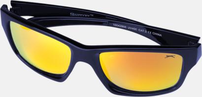 Marinblå Solglasögon från Slazenger med reklamtryck