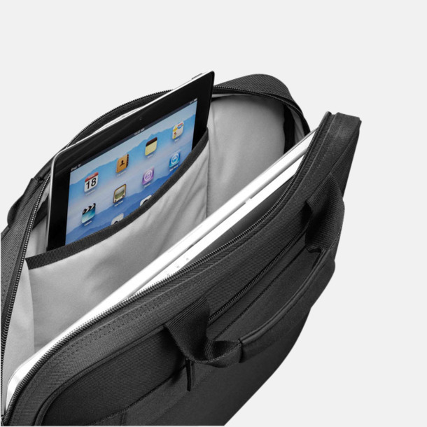 Fina väskor för laptops & surfplattor - med reklamtryck