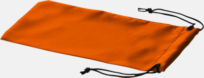 Orange Fodral i många färger med reklamtryck