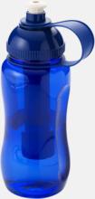 50 cl-vattenflaskor med kylstavar med reklamtryck