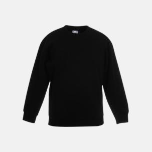 Klassiska sweatshirt tröjor för barn - med reklamtryck
