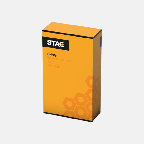 Presentförpackning 3-i-1 nödlägesverktyg med reklamtryck