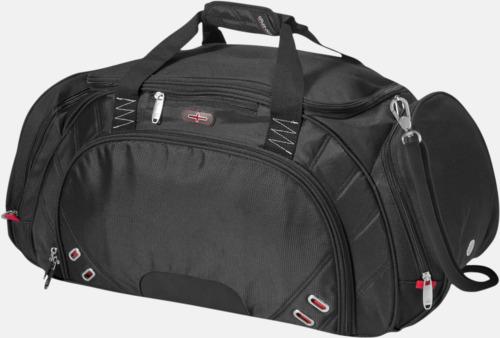 Resväskor weekendbag med reklamtryck