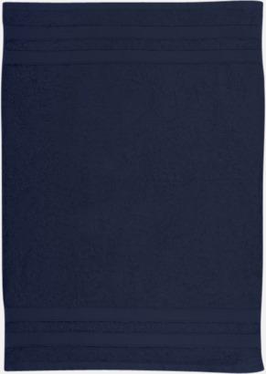 Marinblå (50 x 70 cm) Seasons Eastport handdukar i 2 storlekar med reklambrodyr