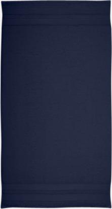 Marinblå (70 x 130 cm) Seasons Eastport handdukar i 2 storlekar med reklambrodyr