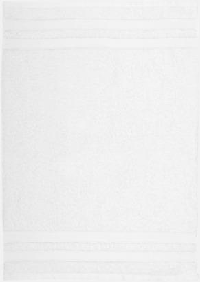 Vit (50 x 70 cm) Seasons Eastport handdukar i 2 storlekar med reklambrodyr