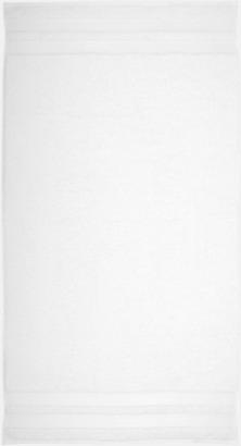 Vit (70 x 130 cm) Seasons Eastport handdukar i 2 storlekar med reklambrodyr