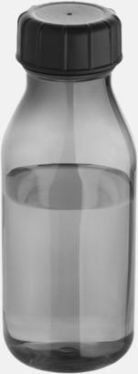 Svart 59 cl-vattenflaskor med reklamtryck