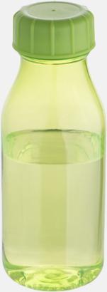 Limegrön 59 cl-vattenflaskor med reklamtryck