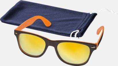 Billiga solglasögon med reklamtryck