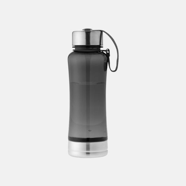 Silver Vattenflaskor med remmar - med reklamtryck