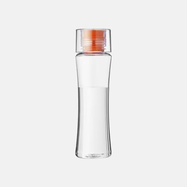 Smäckra vattenflaskor med reklamtryck