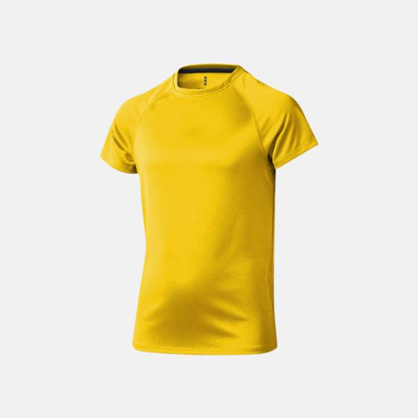 Gul (barn) Träningströjor för herr, dam & barn - med reklamtryck