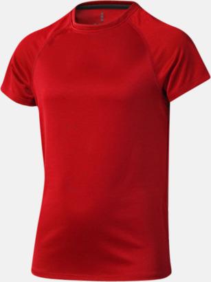 Röd (barn) Träningströjor för herr, dam & barn - med reklamtryck