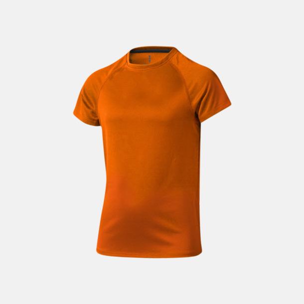 Orange (barn) Träningströjor för herr, dam & barn - med reklamtryck