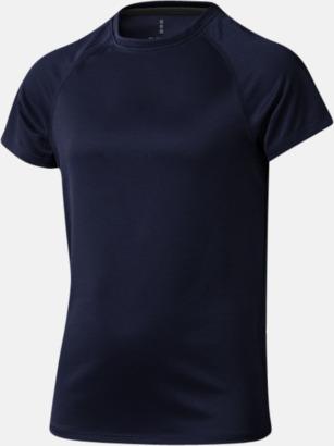 Marinblå (barn) Träningströjor för herr, dam & barn - med reklamtryck