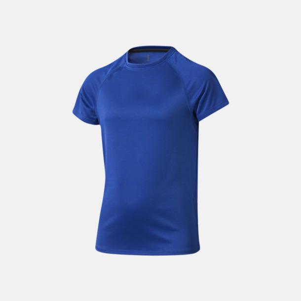 Blå (barn) Träningströjor för herr, dam & barn - med reklamtryck