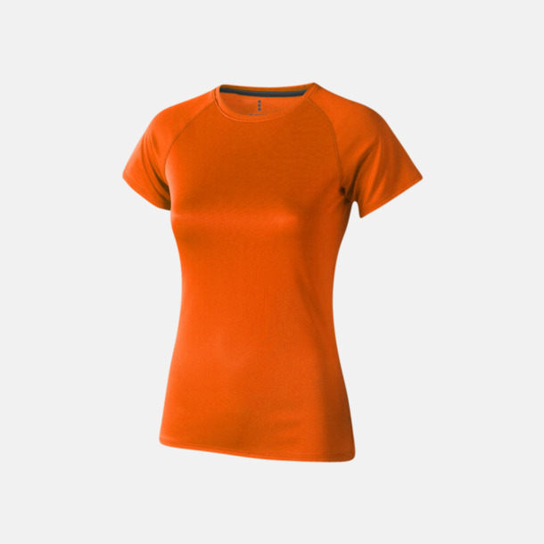 Orange (dam) Träningströjor för herr, dam & barn - med reklamtryck