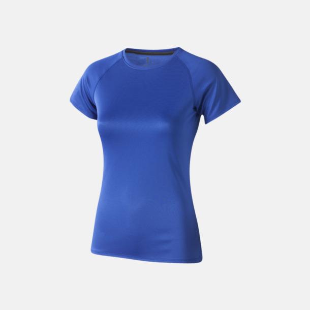 Blå (dam) Träningströjor för herr, dam & barn - med reklamtryck