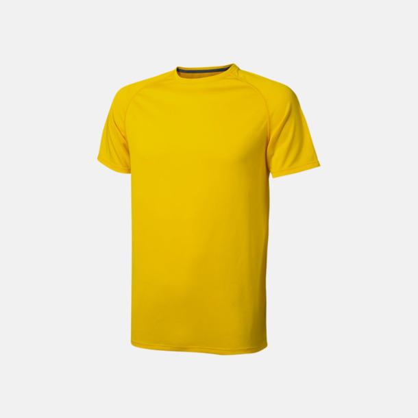 Gul (herr) Träningströjor för herr, dam & barn - med reklamtryck