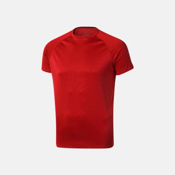Röd (herr) Träningströjor för herr, dam & barn - med reklamtryck
