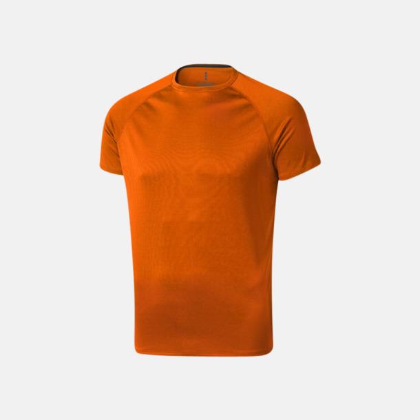 Orange (herr) Träningströjor för herr, dam & barn - med reklamtryck