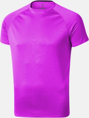 Neonrosa (herr) Träningströjor för herr, dam & barn - med reklamtryck