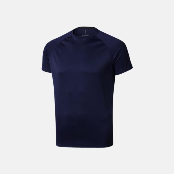 Marinblå (herr) Träningströjor för herr, dam & barn - med reklamtryck