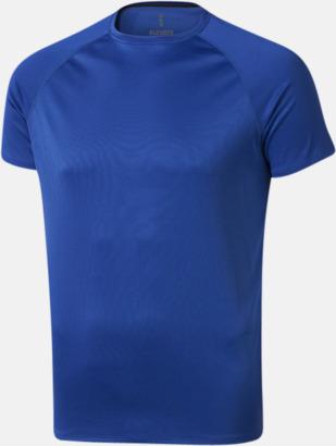 Blå (herr) Träningströjor för herr, dam & barn - med reklamtryck