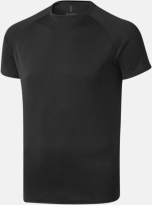 Svart (herr) Träningströjor för herr, dam & barn - med reklamtryck