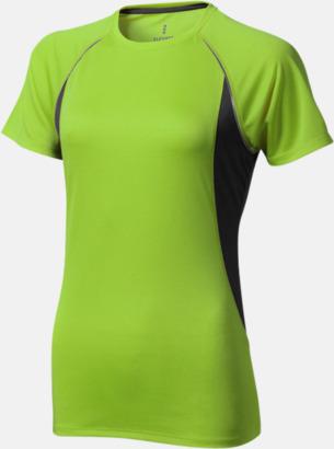 Apple (dam) Herr- & damfunktionströjor med reklamtryck