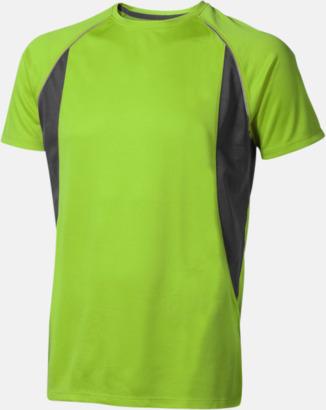 Apple (herr) Herr- & damfunktionströjor med reklamtryck