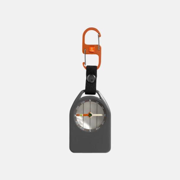 Kompass med visselpipa & termometer med reklamtryck