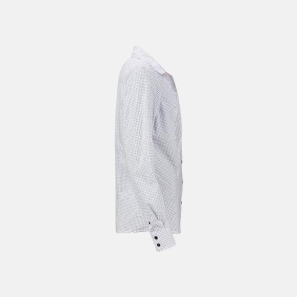 Prickiga skjortor & blusar med reklamtryck
