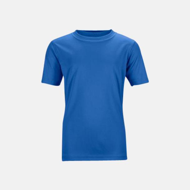 Royal Funktions t-shirts för barn - med reklamtryck