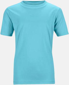 Pacific Funktions t-shirts för barn - med reklamtryck