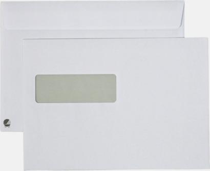 C5V2 remsa Standardkuvert i många varianter med reklamtryck