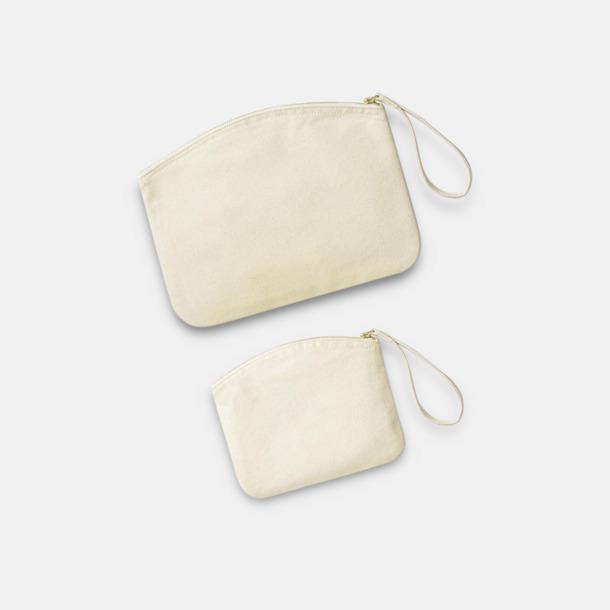 2 storlekar Eko plånbok eller necessär i 2 storlekar med reklamtryck