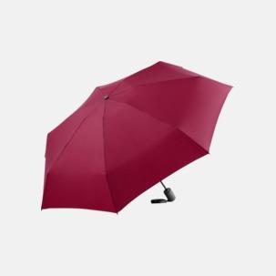 Automatisk öppning & stängnings paraplyer med reklamtryck