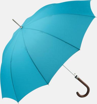 Petrol Eleganta FARE-paraplyer med reklamtryck
