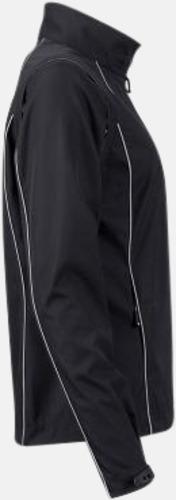 Jackor med avtagbara ärmar - med reklamtryck