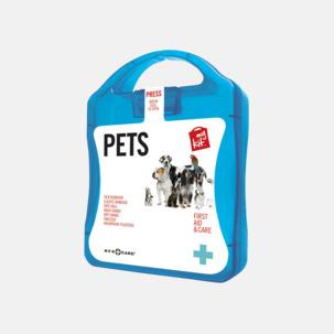 Första hjälpen kit for husdjursägare - med reklamtryck