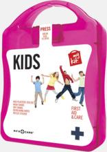 Första hjälpen kit för barn - med reklamtryck
